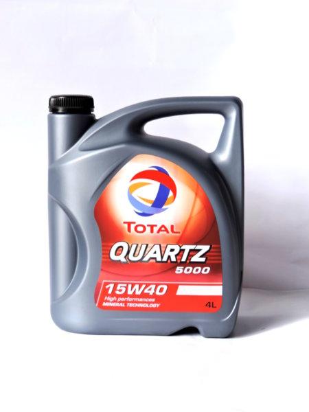 Total Quartz 5000 Diesel 15W40 4L